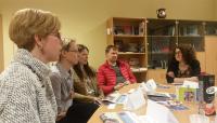 Dreiliņu un Saulīšu ciemu iedzīvotāju fokusa grupas tikšanās 28.aprīlī