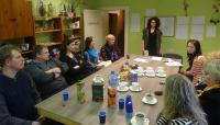 Ulbrokas ciema iedzīvotāju fokusa grupas tikšanās 23.aprīlī Ulbrokas DC